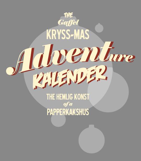 gaffels-adventure-kalender